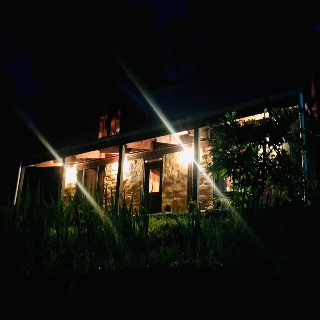 Myrtle exterior night